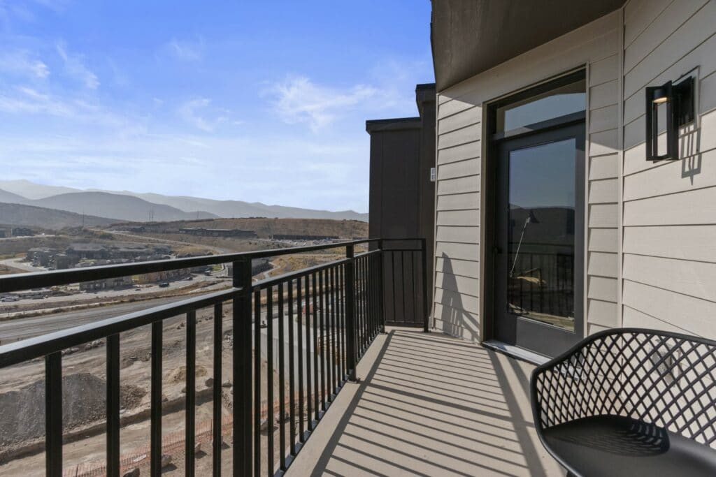Griffin2br Condo Balconyview Blackrockmoutainresort Nearparkcityut